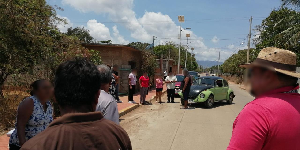Motociclistas se accidentan en Tehuantepec   El Imparcial de Oaxaca