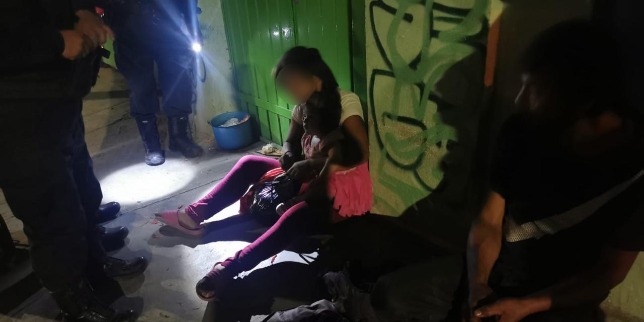 Mujer se drogaba con su hija en brazos | El Imparcial de Oaxaca