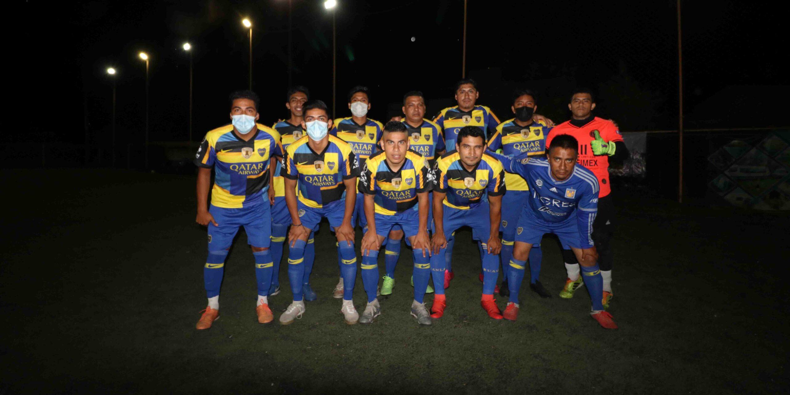 Mandilones gana título varonil de la liga Mundo 7 | El Imparcial de Oaxaca