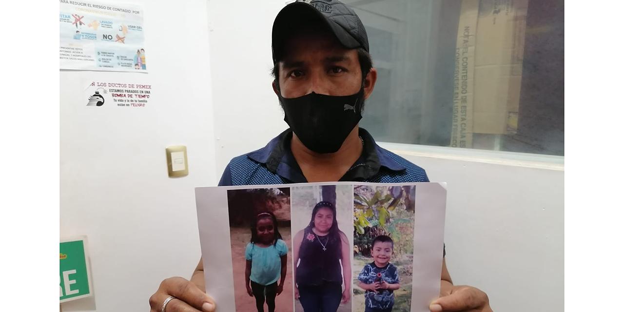 Desaparece mujer con sus dos hijos en Guivicia   El Imparcial de Oaxaca