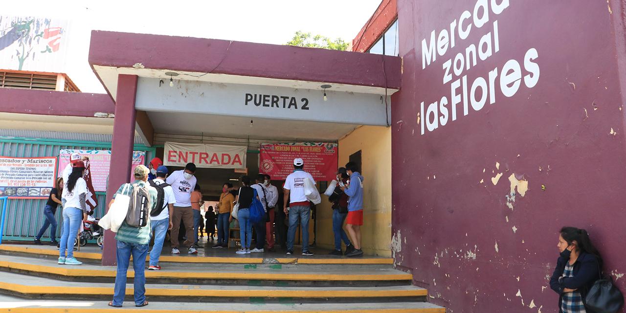 En mercado de Las Flores, rastros de 35 años de deterioro   El Imparcial de Oaxaca