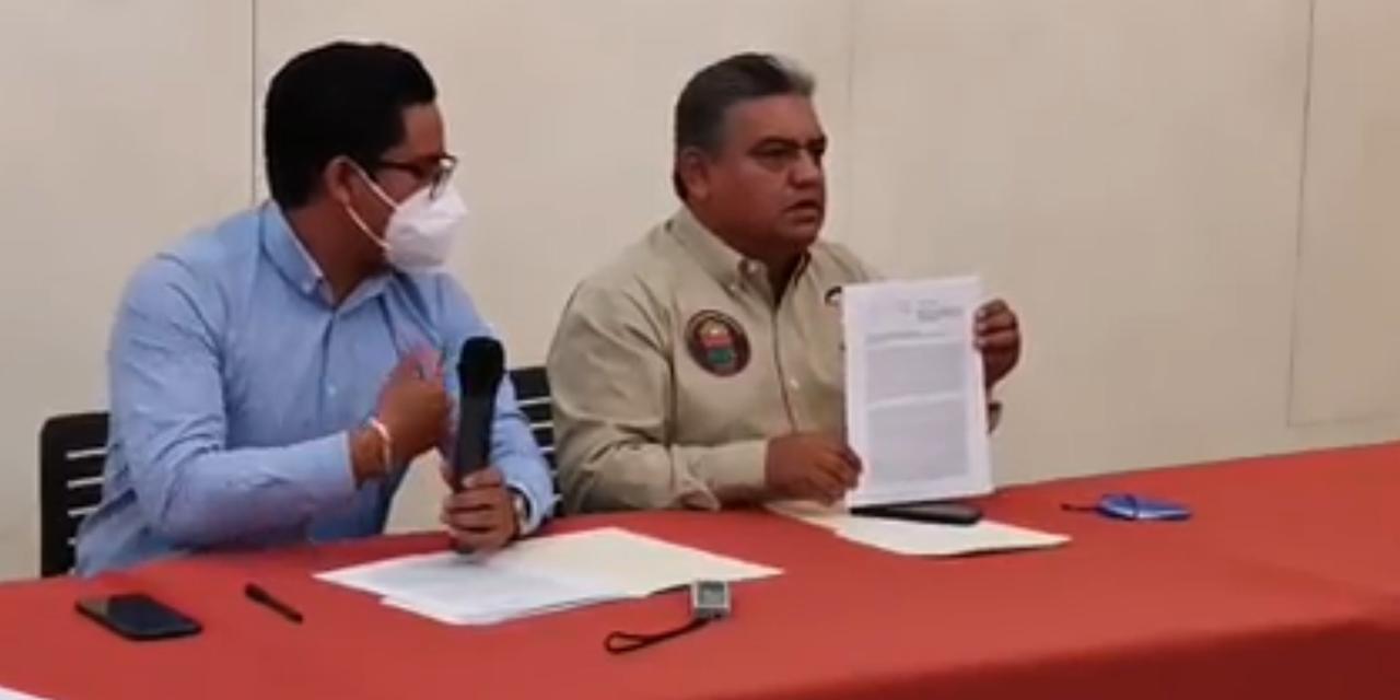 Impugna Hugo Jarquín la candidatura de Martínez Neri por MORENA | El Imparcial de Oaxaca
