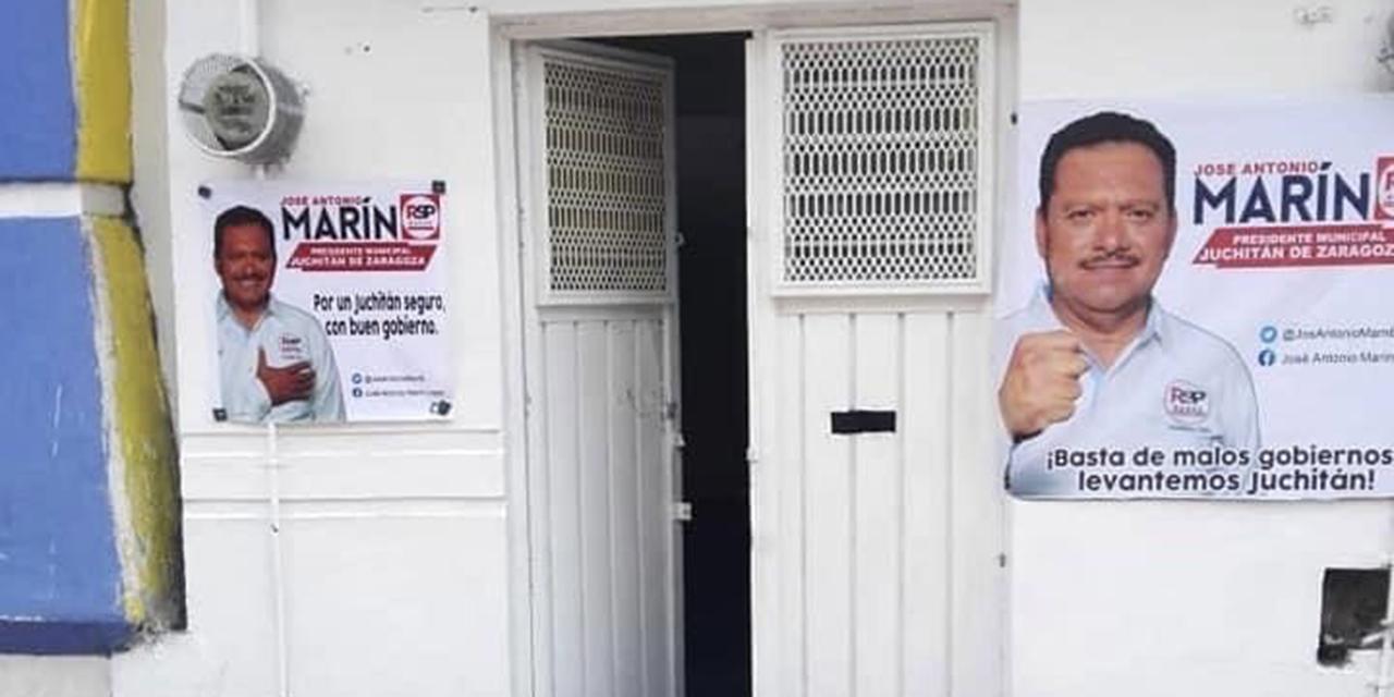 Roban en oficina de candidato de RSP en Juchitán   El Imparcial de Oaxaca