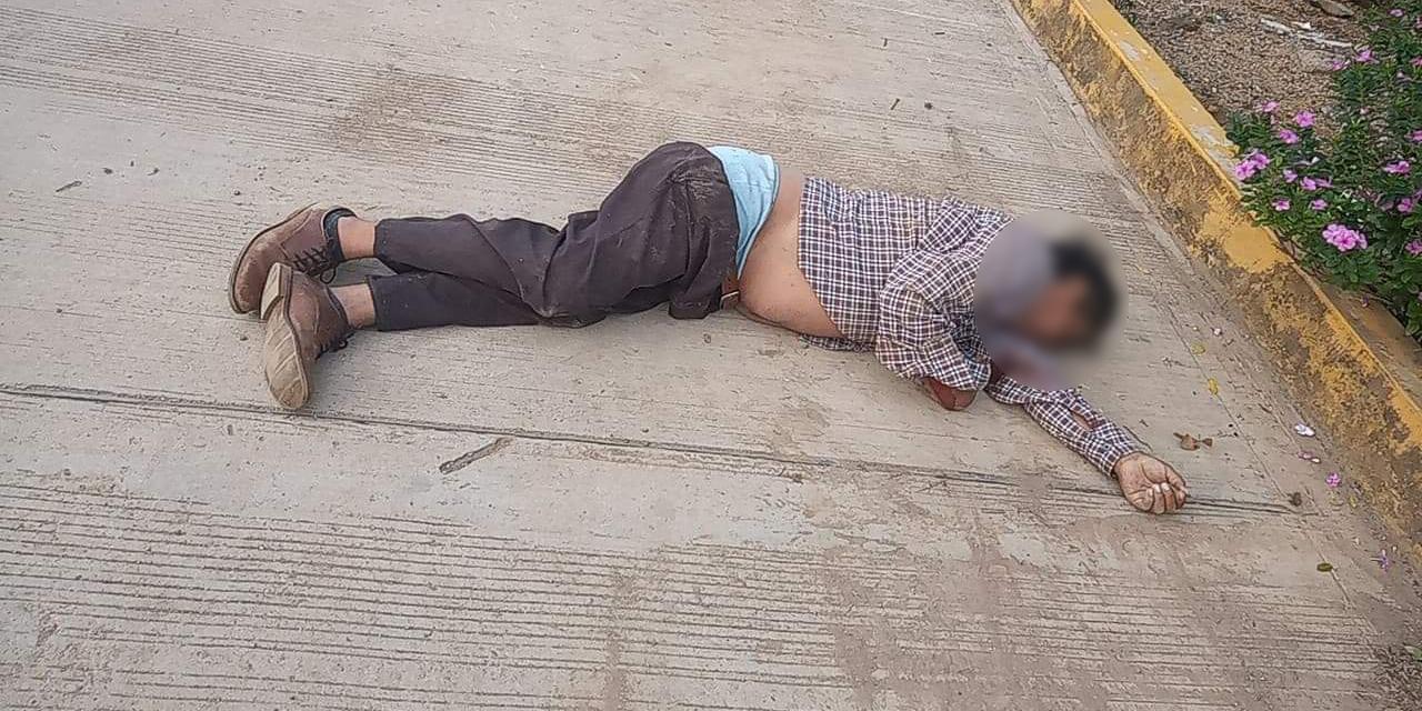 Amanece muerto tras festejos a San Isidro en Matías Romero   El Imparcial de Oaxaca
