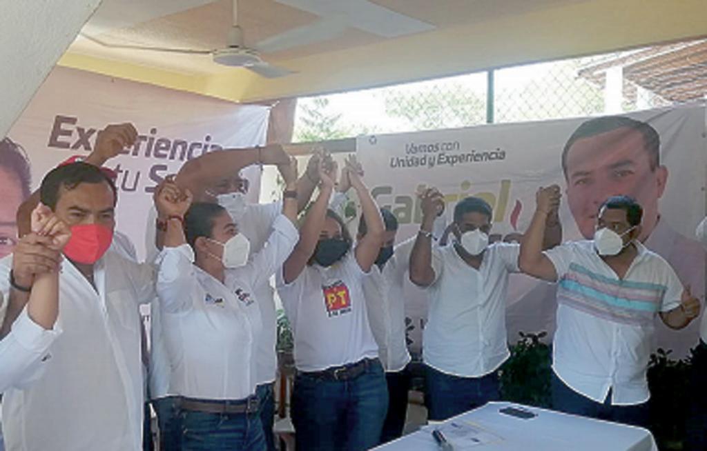 Carmen Bautista pedía 500 mil pesos por un espacio de trabajo | El Imparcial de Oaxaca
