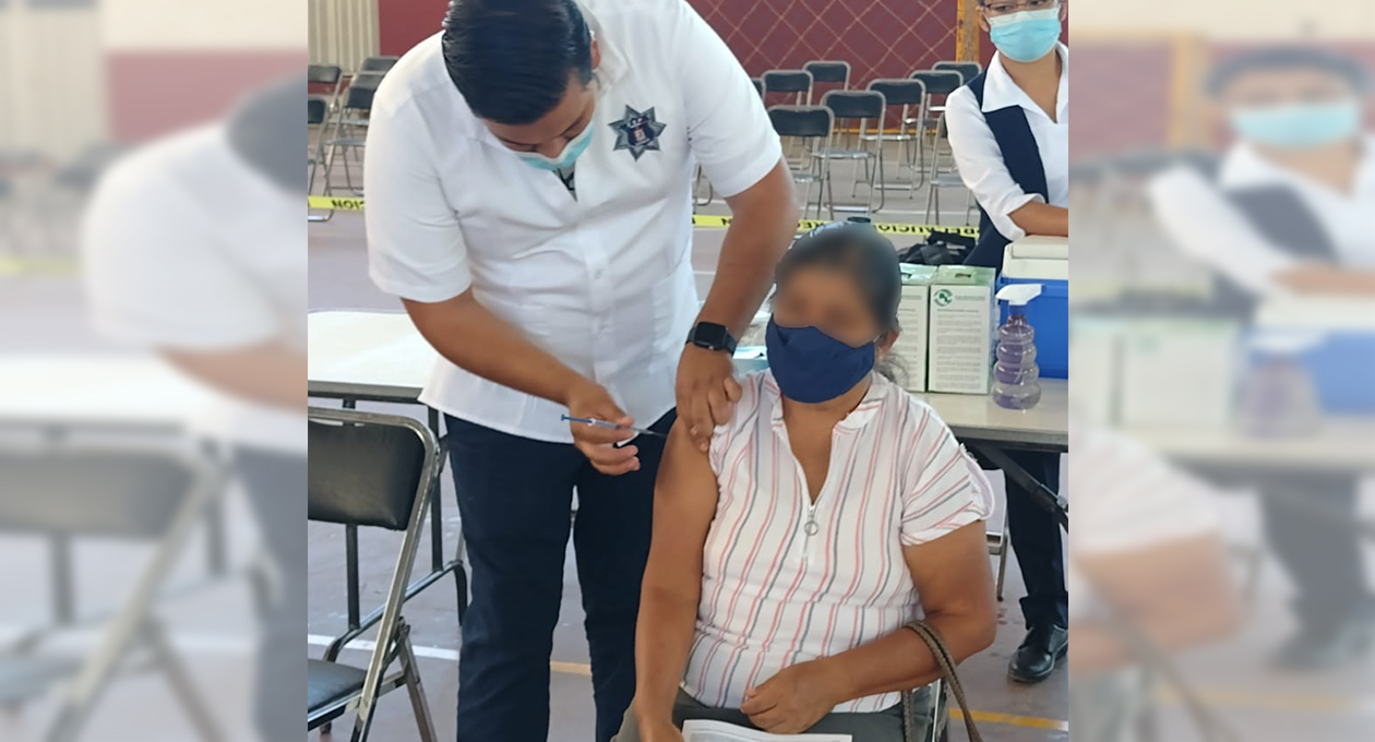 Aplican vacuna anti Covid a personas de 50 a 59 años en Cuicatlán   El Imparcial de Oaxaca