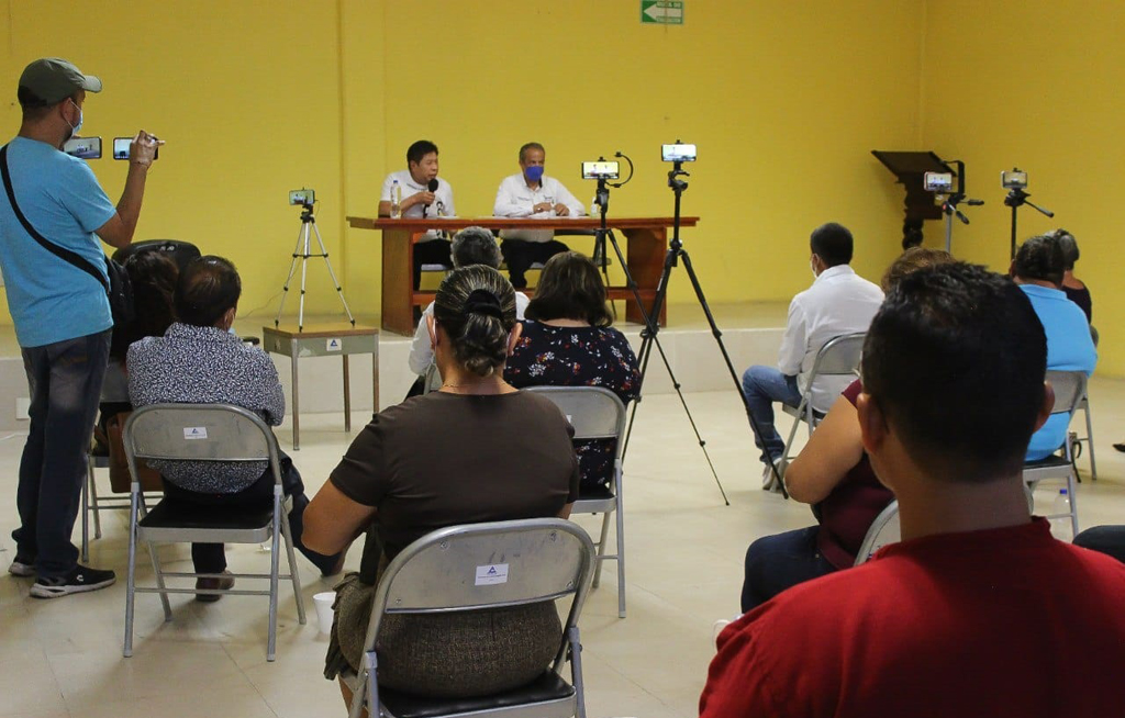 Empresarios de la Canaco se reúnen con Rodolfo León Aragón | El Imparcial de Oaxaca