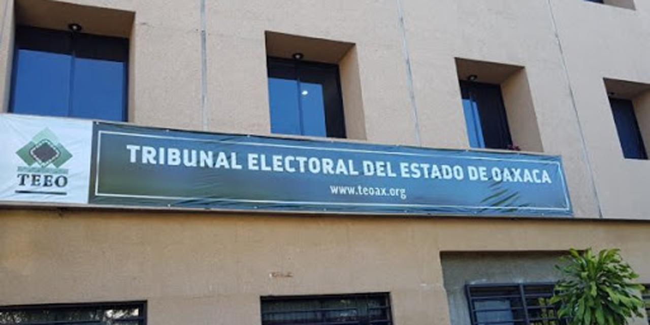 Ordena TEEO revisar molestia de candidato   El Imparcial de Oaxaca