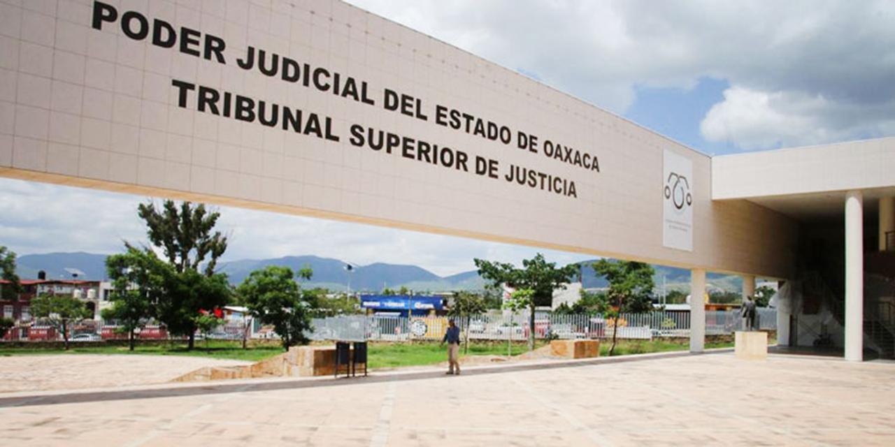 Presenta Ejecutivo estatal queja  por suspensión de magistrados   El Imparcial de Oaxaca