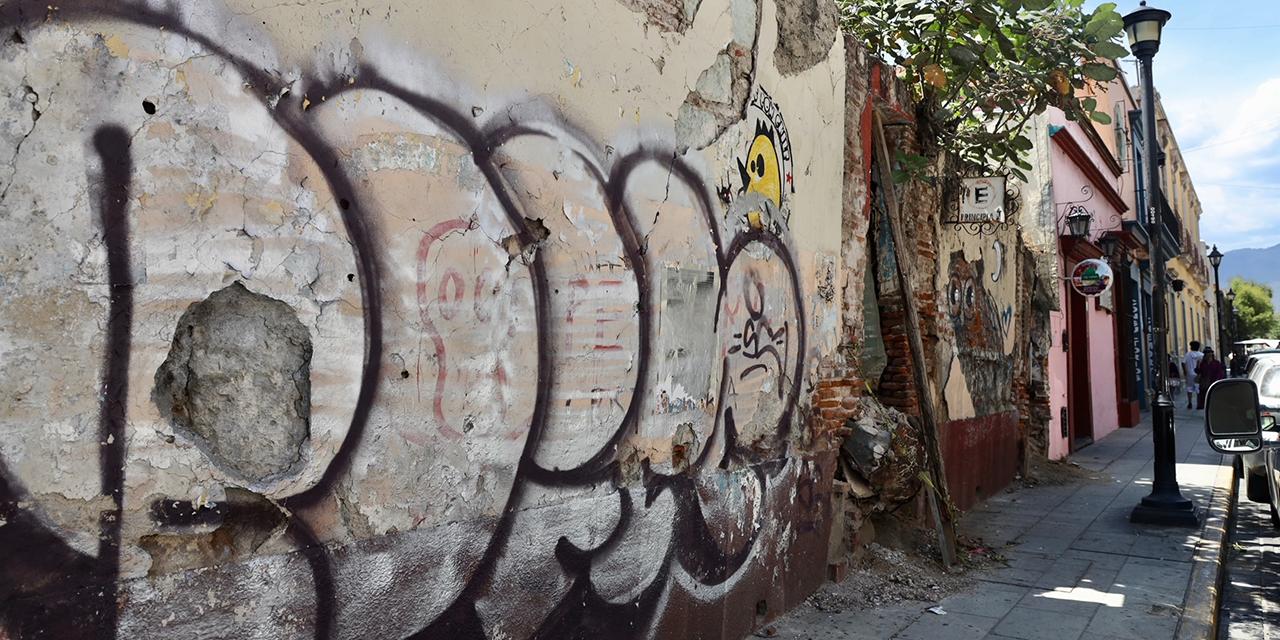 Inmuebles catalogados de Oaxaca sufren deterioro constante | El Imparcial de Oaxaca
