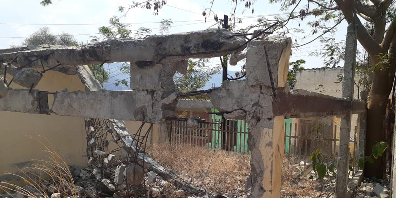 Santa María Tecomavaca, en el olvido de la autoridad municipal | El Imparcial de Oaxaca