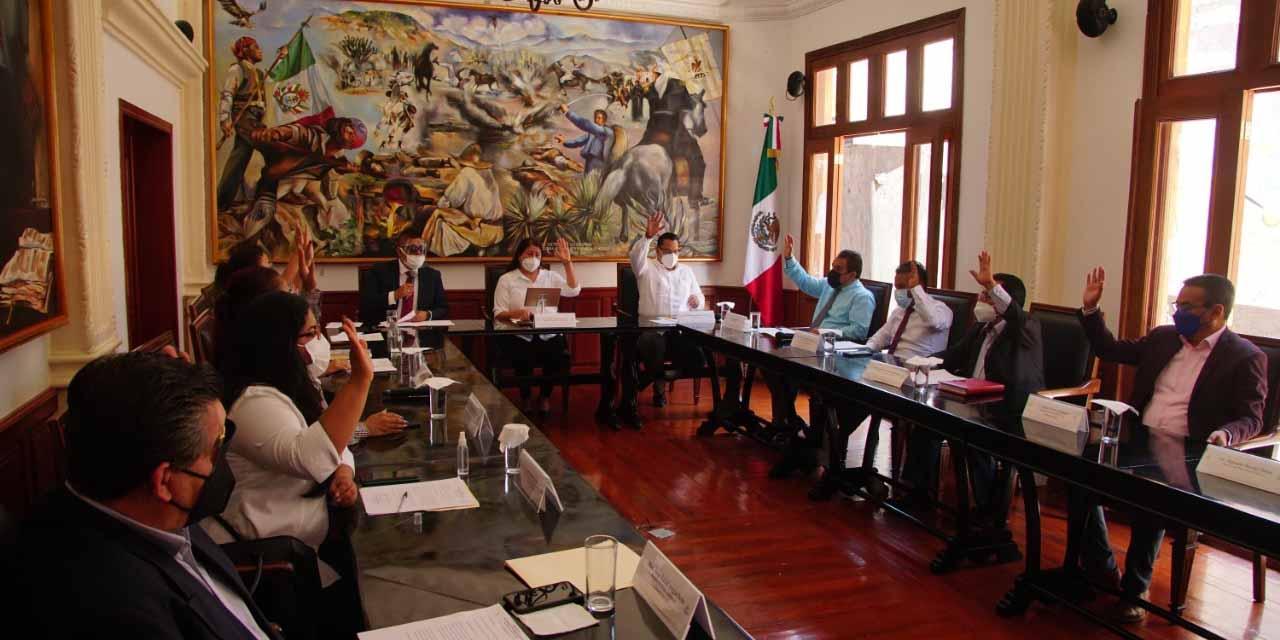 Aprueban licencia para presidenta de Huajuapan y dos concejales que buscan reelegirse | El Imparcial de Oaxaca
