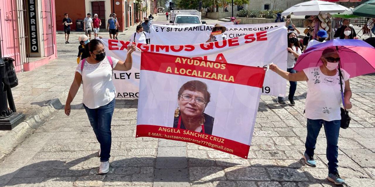 Piden madres de familia integración de la Comisión Estatal de Búsqueda de Desaparecidos   El Imparcial de Oaxaca