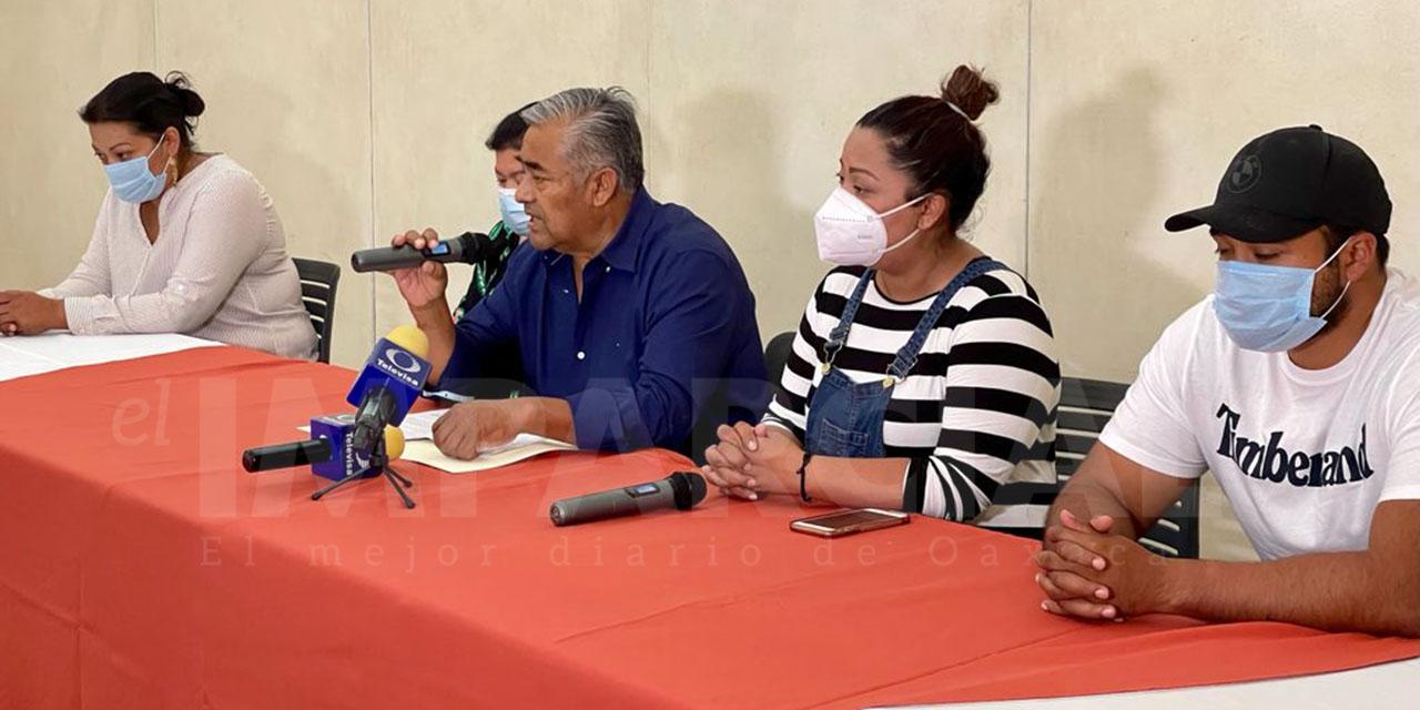 Familiares de Lisbeth Victoria Huerta denuncia detención arbitraria   El Imparcial de Oaxaca