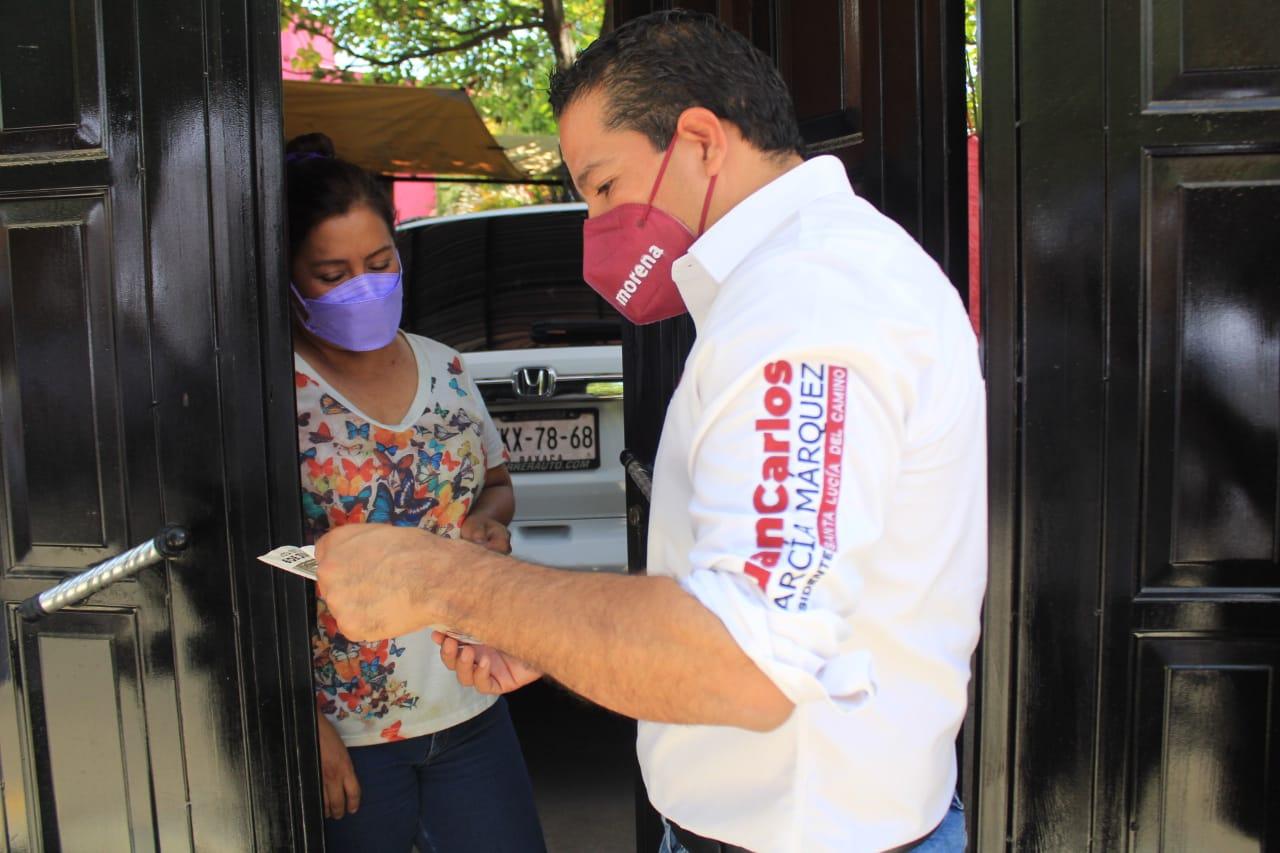 Mejor seguridad en Santa Lucía del Camino con Juan Carlos García Márquez   El Imparcial de Oaxaca