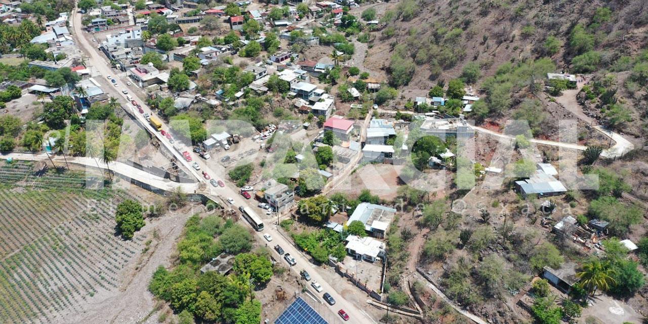 Continúa el recuento de los daños ocasionados por las lluvias en San Pedro Totolapan   El Imparcial de Oaxaca