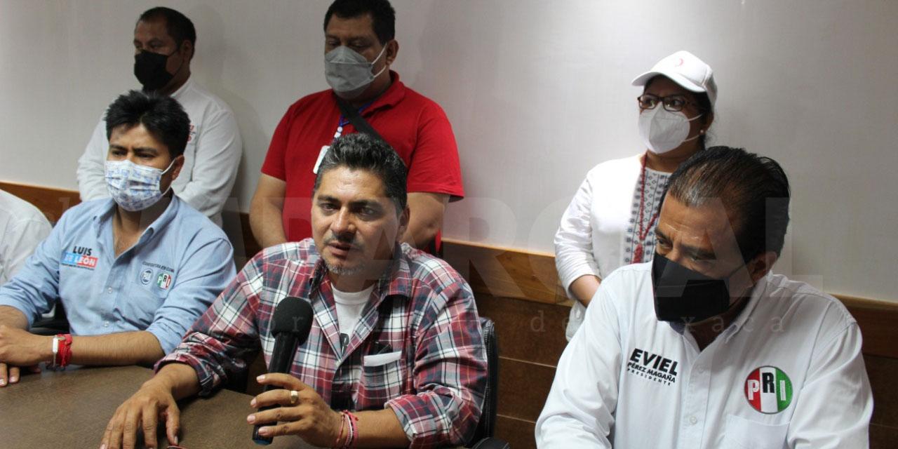 Aplicar ley de manera contundente, pide PRI ante atentado contra candidato   El Imparcial de Oaxaca