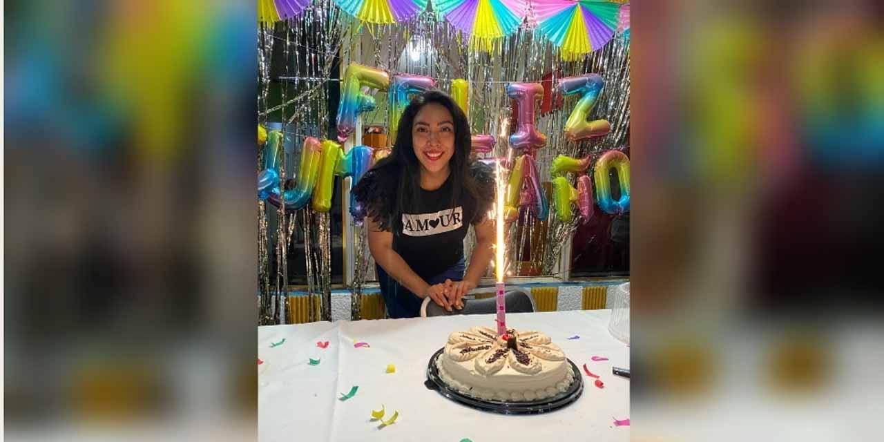 Festejo sorpresa para Nelly   El Imparcial de Oaxaca