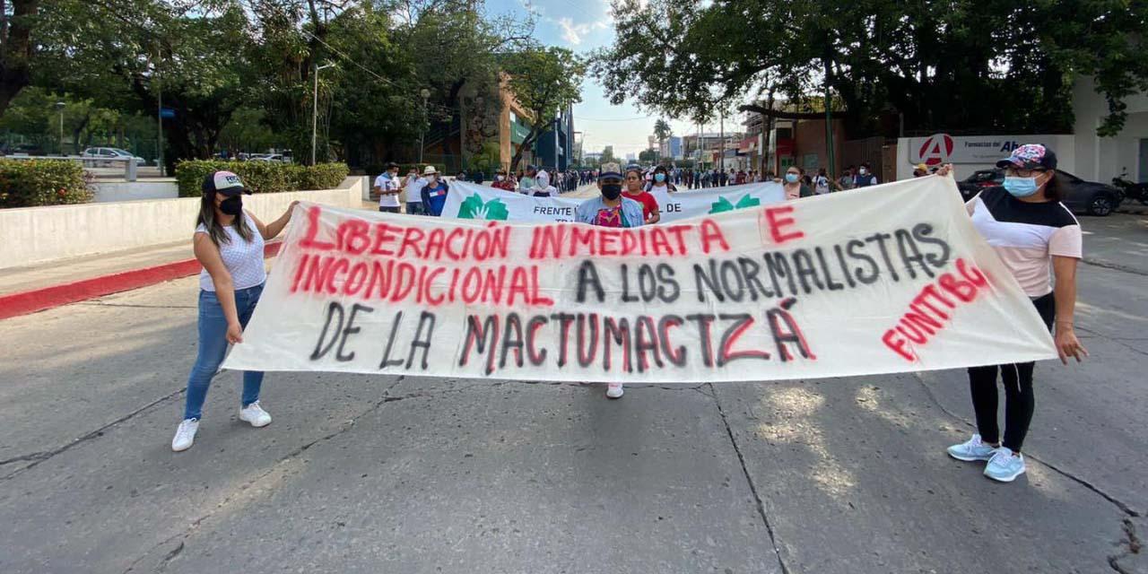 Pide la ONU investigar presuntos abusos contra normalistas en Chiapas | El Imparcial de Oaxaca