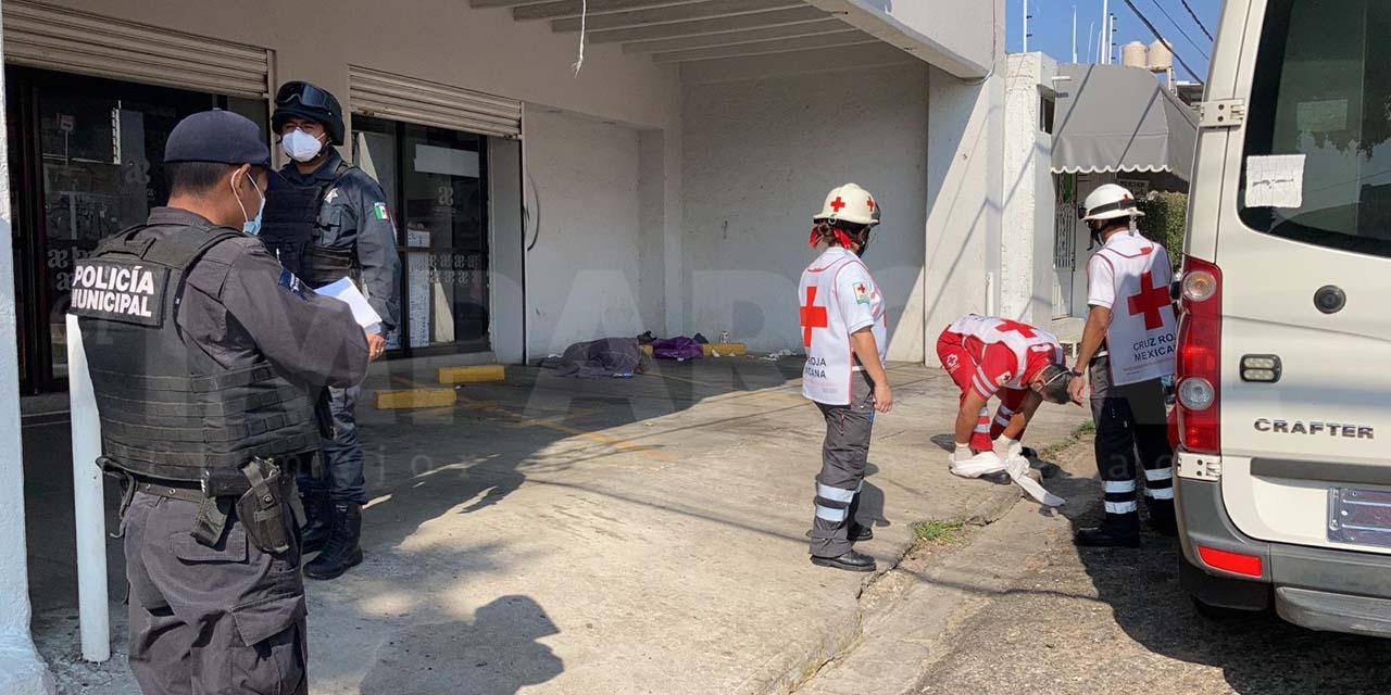 Muere indigente, presuntamente por Covid-19   El Imparcial de Oaxaca