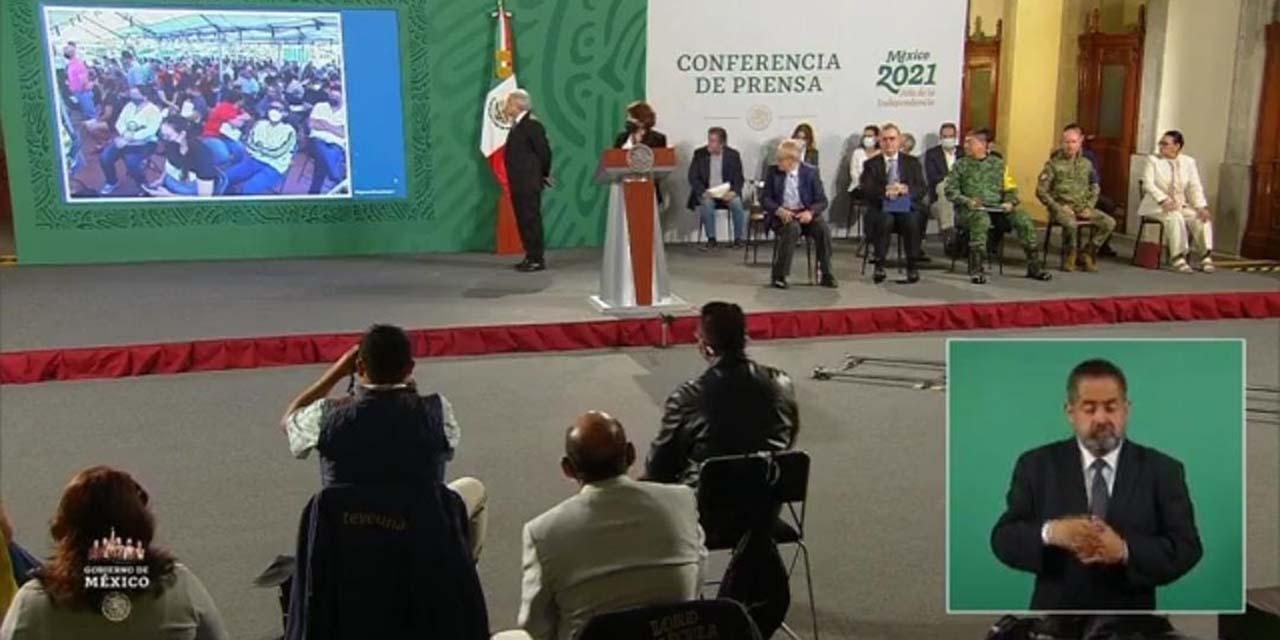 Titular de la Secretaría de Educación Pública convocó a retomar clases presenciales a partir del 7 de junio   El Imparcial de Oaxaca