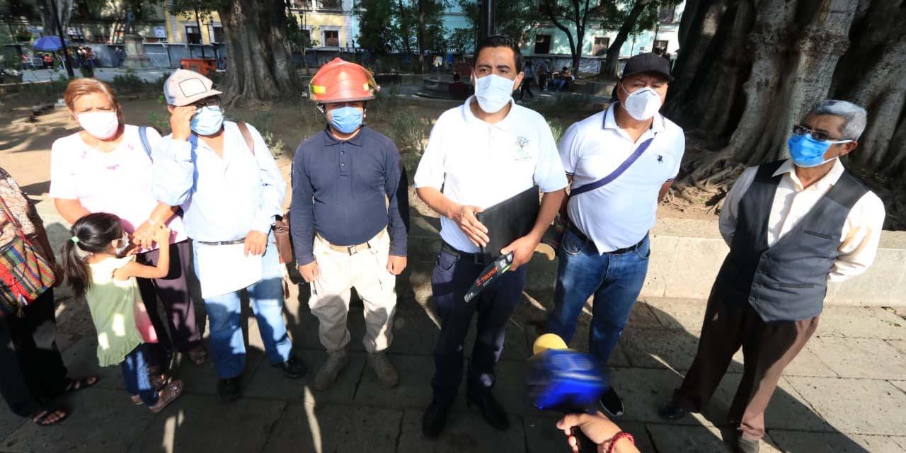 Vecinos del fraccionamiento 'Las Campanas' denuncian agresión en su contra   El Imparcial de Oaxaca