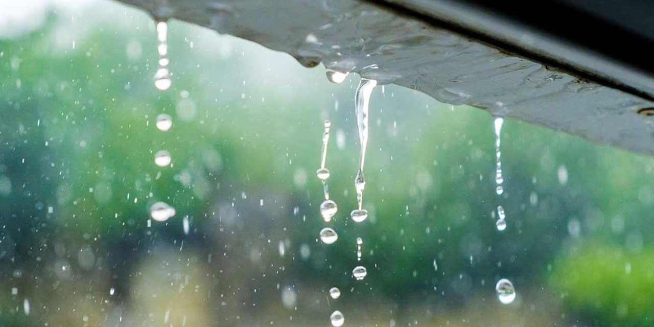 Te decimos como recolectar y aprovechar el agua de lluvia dentro de casa | El Imparcial de Oaxaca
