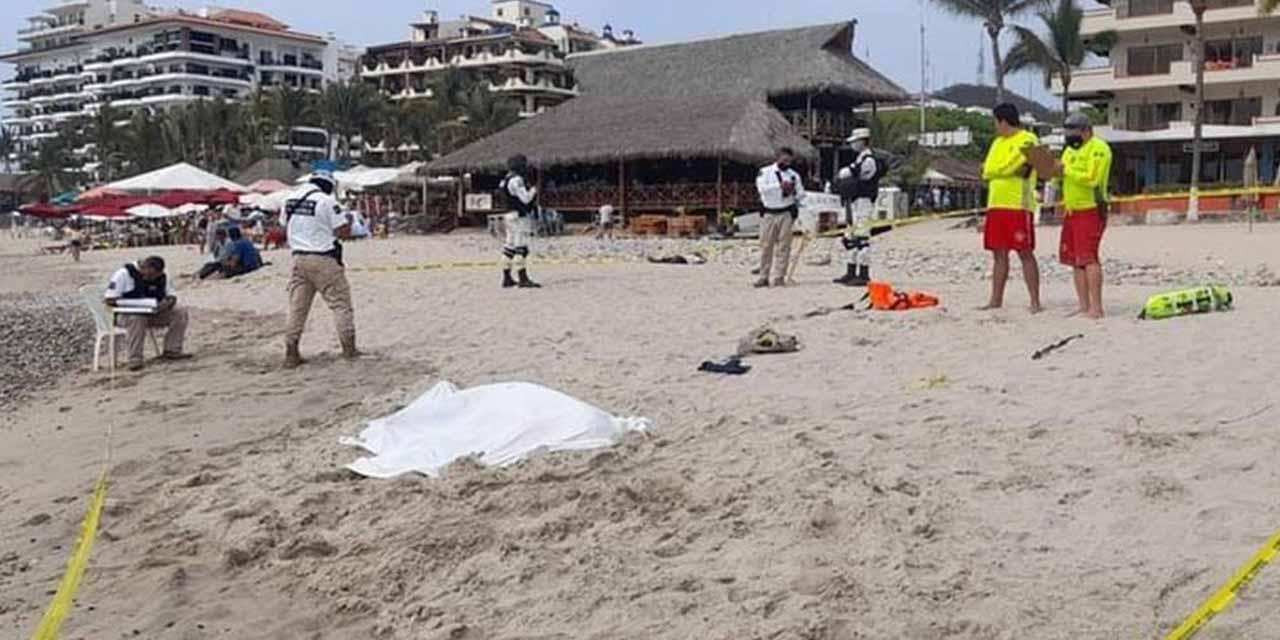 Salva a niña de ser ahogada pero muere en el acto | El Imparcial de Oaxaca