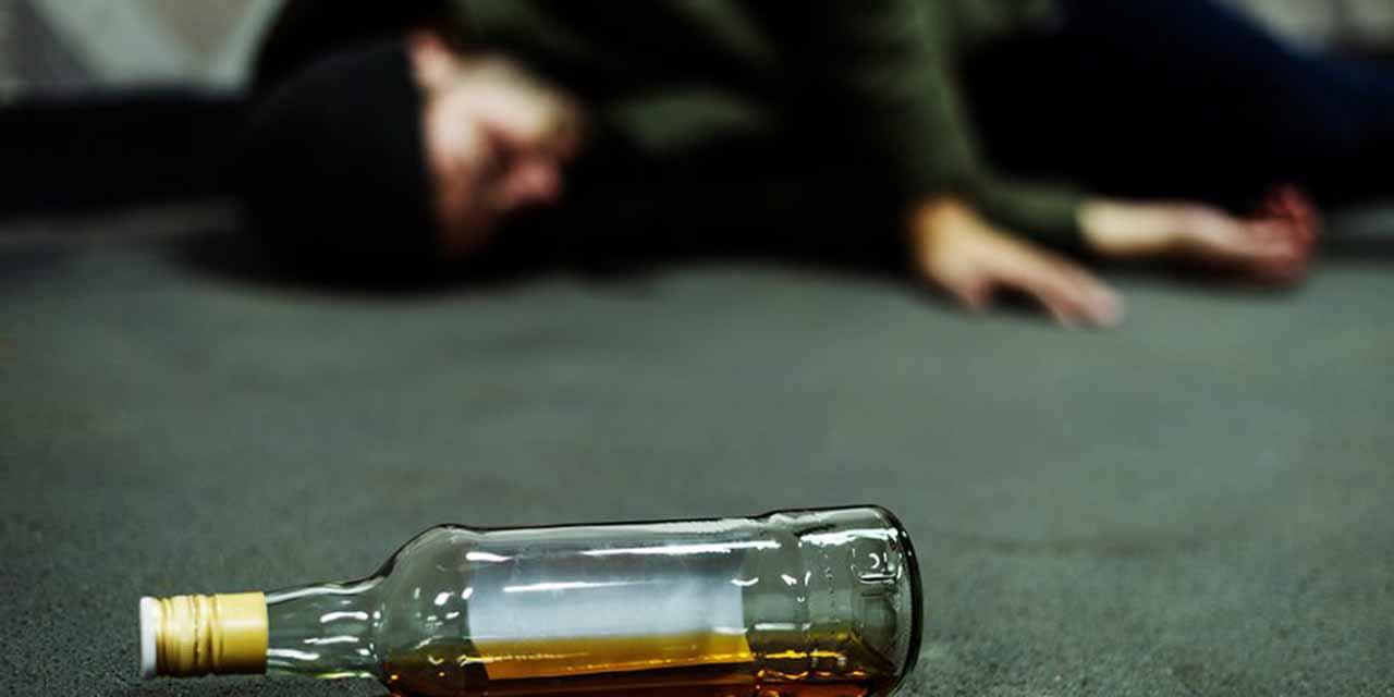 Te decimos que hacer en caso de intoxicación por alcohol   El Imparcial de Oaxaca