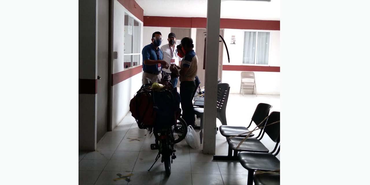 Ancianos atacados por un drogadicto   El Imparcial de Oaxaca