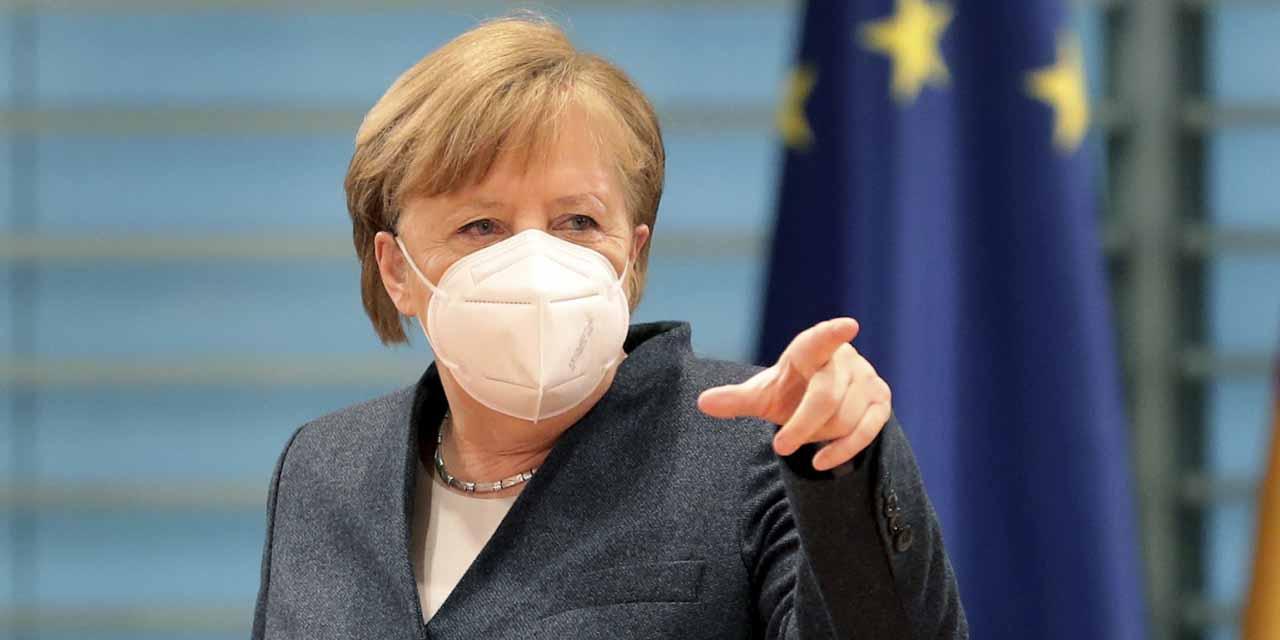 Angela Merkel dice que entiende la frustración de jóvenes por cambio climático   El Imparcial de Oaxaca