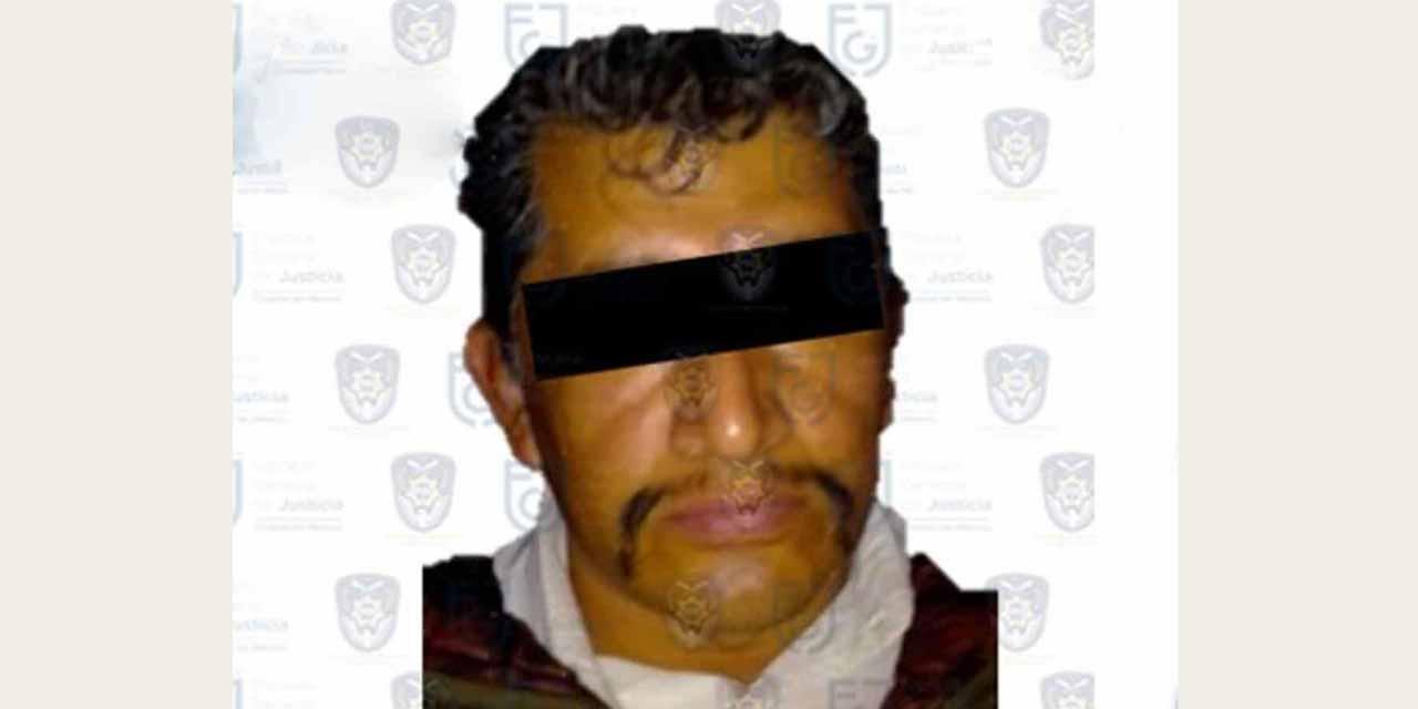 Feminicida es capturado, ahora en la CDMX | El Imparcial de Oaxaca