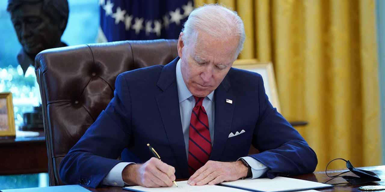 Biden abre 'Obamacare' y en pocos momentos ya tenia un millón de solicitudes   El Imparcial de Oaxaca