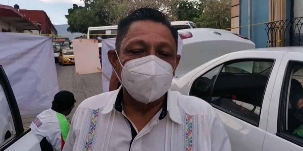 Medallistas reinstalan bloqueo sobre avenida Juárez   El Imparcial de Oaxaca