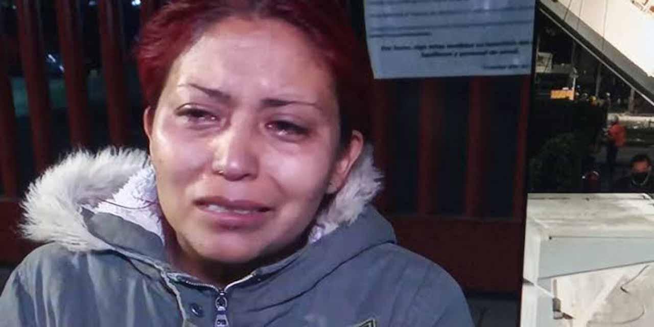 Mamá de Brandon Giovanni exige la destitución de funcionarios por caída de L12   El Imparcial de Oaxaca