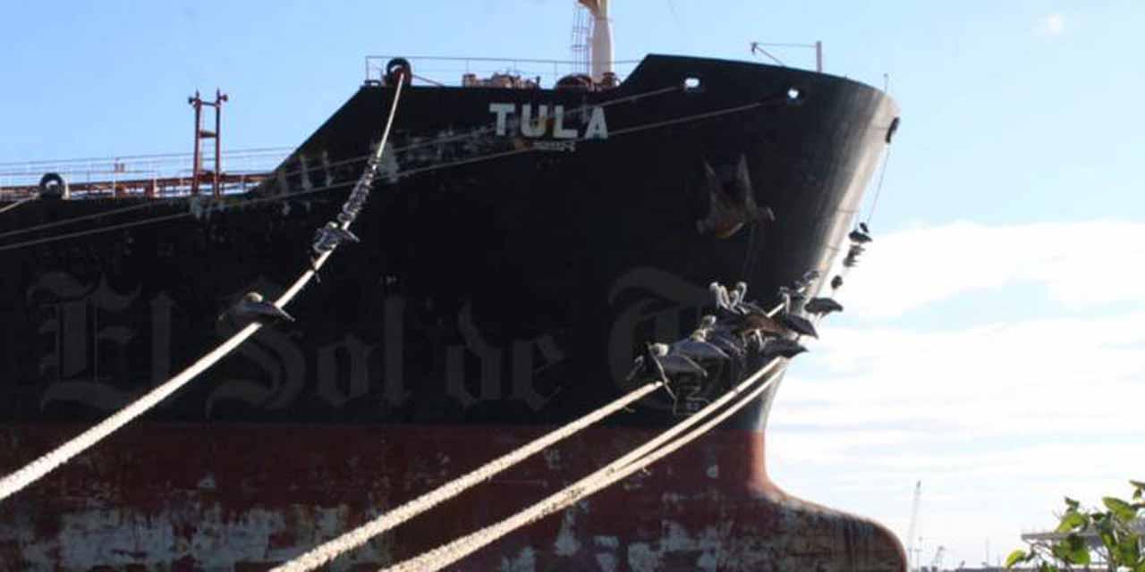 Buque mercante procedente de Liberia es puesto en cuarentena | El Imparcial de Oaxaca
