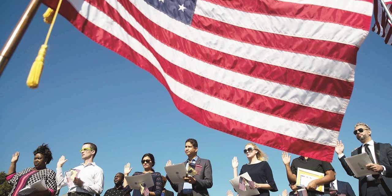 Hoy día obtener la ciudadanía estadounidense podría se 'más fácil'   El Imparcial de Oaxaca
