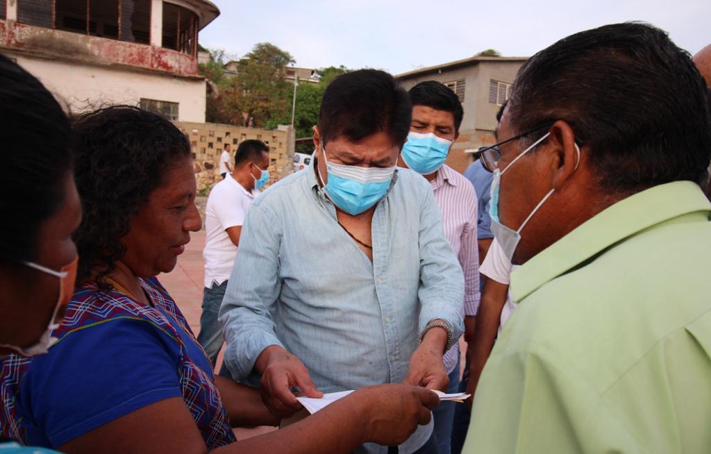 San Juan recibe a Rodolfo Aragón, buscan una mejora para Salina Cruz   El Imparcial de Oaxaca