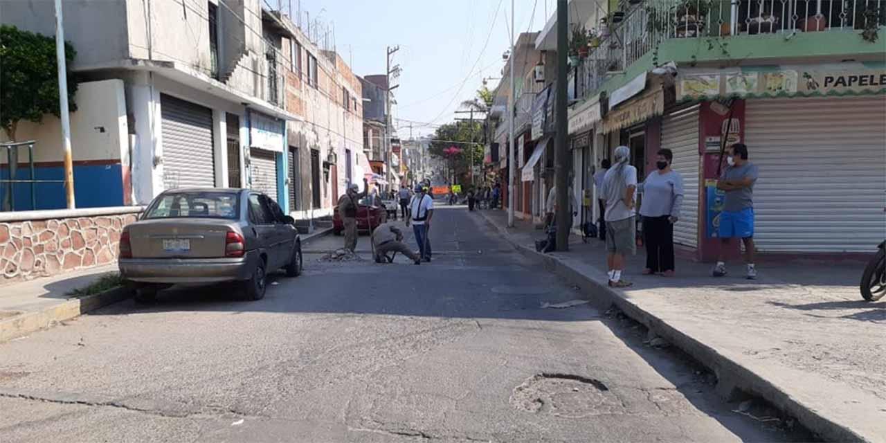 Colisionan vehículos en Huajuapan   El Imparcial de Oaxaca