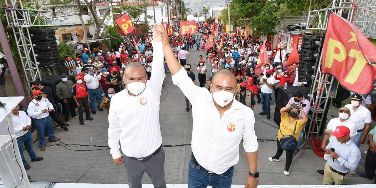 D. Montaño Montero inicia campaña en Santa Lucía   El Imparcial de Oaxaca