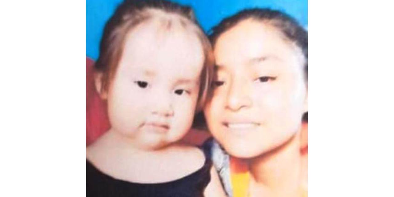 Buscan a Dalia y a su hija Jade | El Imparcial de Oaxaca
