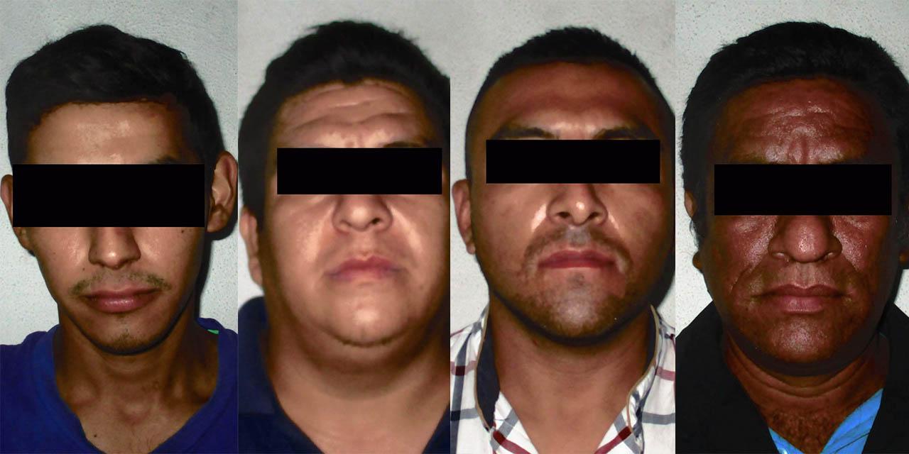 Los detienen tras robo violento en Oaxaca   El Imparcial de Oaxaca