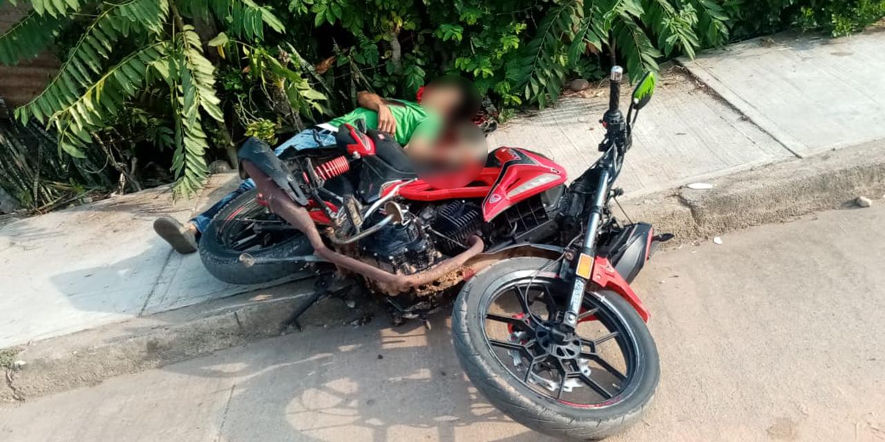 Ejecutan a motociclista en Loma Bonita | El Imparcial de Oaxaca