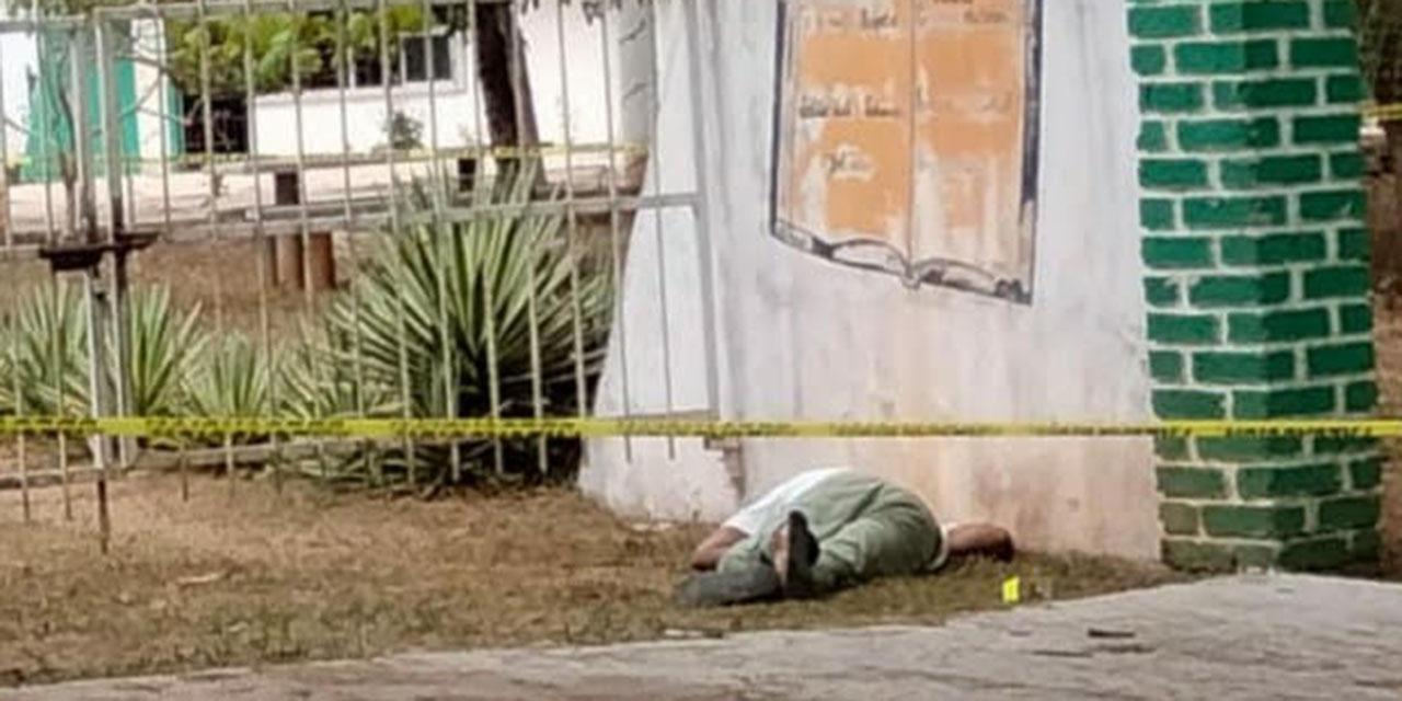 Masacran a chofer en la Costa de Oaxaca   El Imparcial de Oaxaca