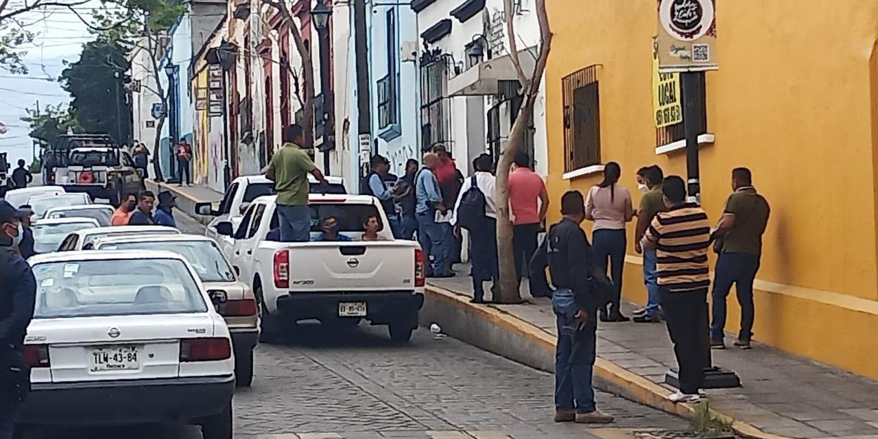 Prisión preventiva a abogado acusado por despojo | El Imparcial de Oaxaca