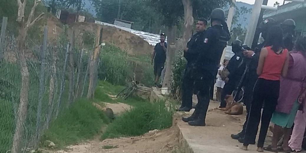 Hallan a presunto ratero con el  cráneo destrozado en Aguayo Xoxo | El Imparcial de Oaxaca