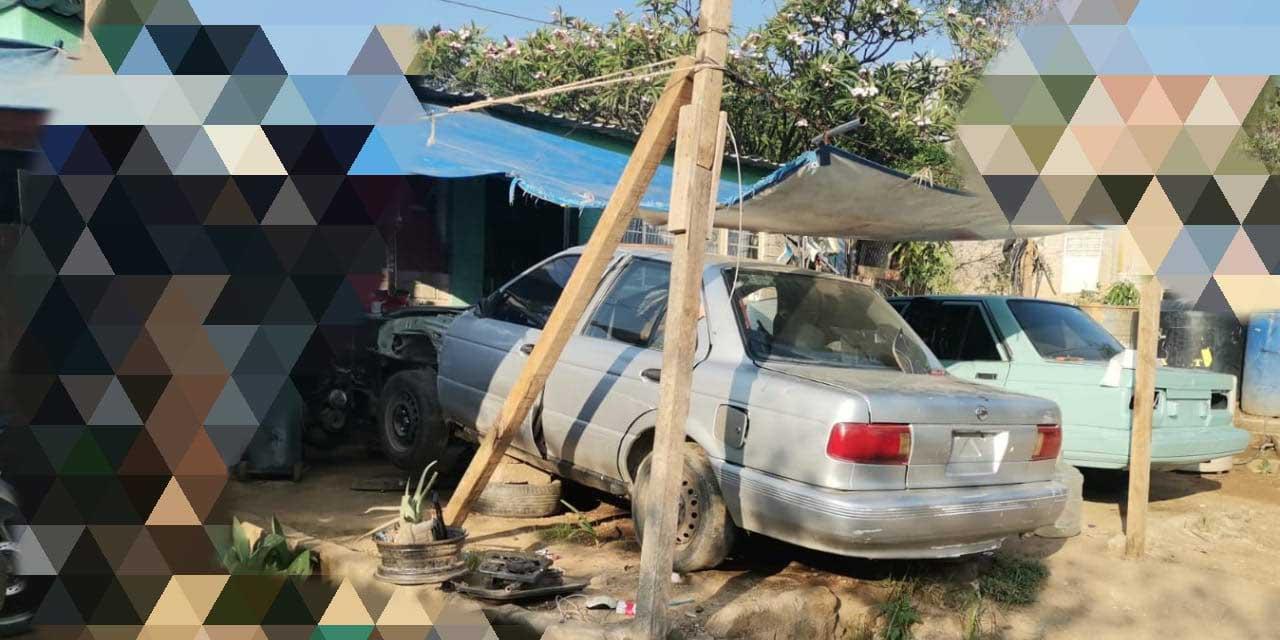 Detienen a presuntos robacarros en Atzompa   El Imparcial de Oaxaca