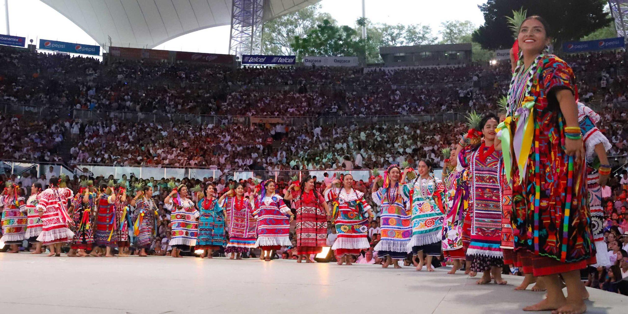Abren una rendija para realizar la Guelaguetza   El Imparcial de Oaxaca