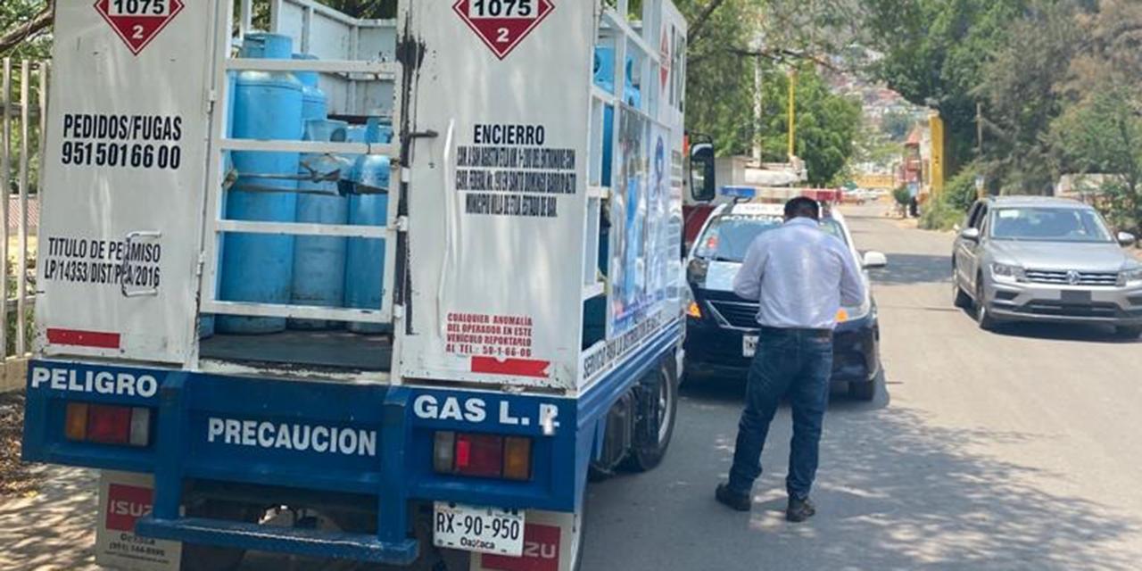 Violento asalto a gasero en la colonia Vicente Suárez   El Imparcial de Oaxaca