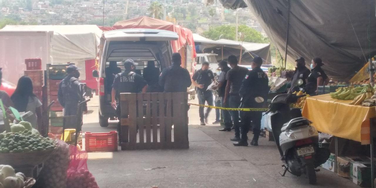 Hombre se cuelga en local de la Central de Abasto | El Imparcial de Oaxaca